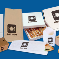 L'emballage personnalisé, un outil au service des restaurateurs