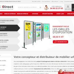 DMC Direct : Le spécialiste du mobilier urbain
