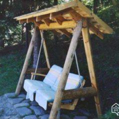 Les types de balancelle adaptés pour la terrasse
