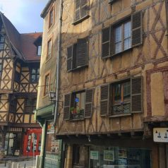 Thiers : la cité médiévale de l'Auvergne